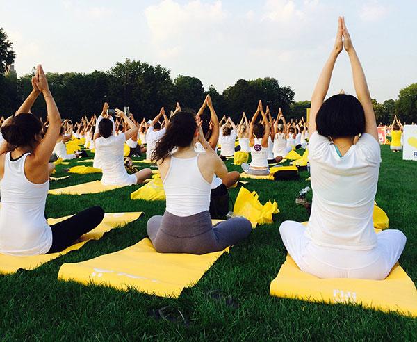 Yoga teachers training diploma