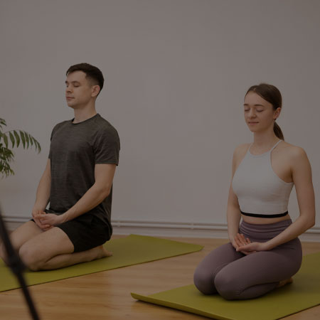 Face to face yoga teacher's training