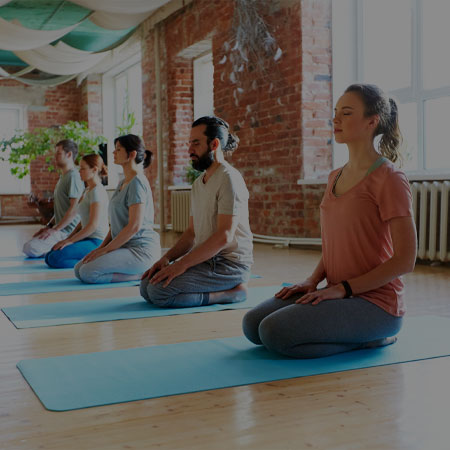 Yoga in Group